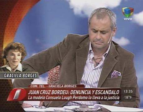 Graciela Borges, indignada con la denuncia de su nuera a su hijo
