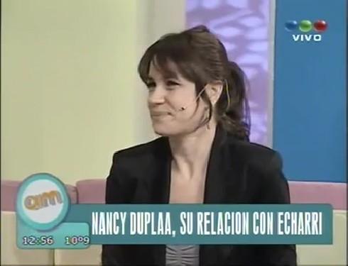 Nancy Dupláa y Pablo Echarri ¿Tienen un video prohibido?