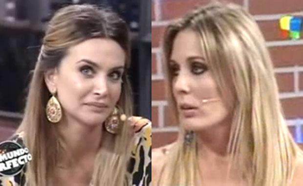 Durísima pelea entre Amalia Granata y Rocío Marengo