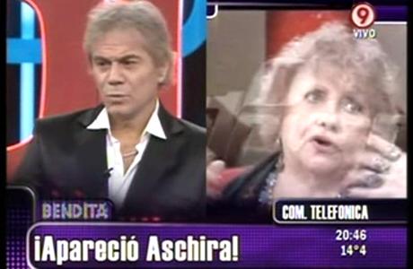 Las fuertes acusaciones de Aschira contra su hija Paloma Fort