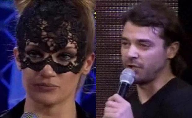 Paula Chaves y Pedro Alfonso: durísimo cruce con el jurado en Bailando