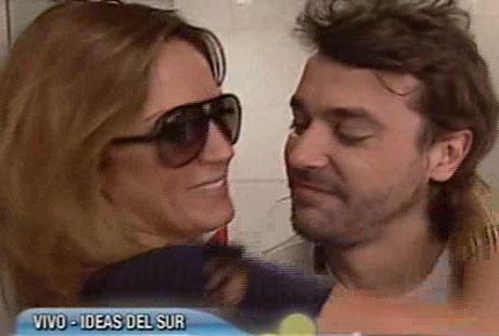 Paula Chaves y Peter Alfonso: el video de su declaración de amor