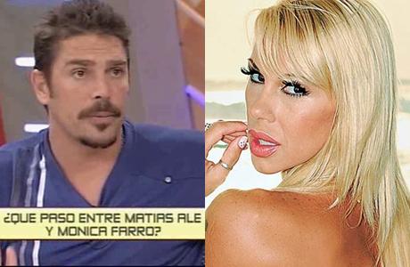 Qué dicen Farro y Matías Alé sobre el escandaloso rumor que los vincula