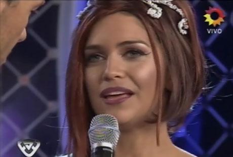 Zaira Nara admitió su romance con Pico Mónaco y se quebró al recordar a Diego Forlán