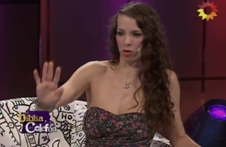 Las confesiones hot de Victoria Onetto