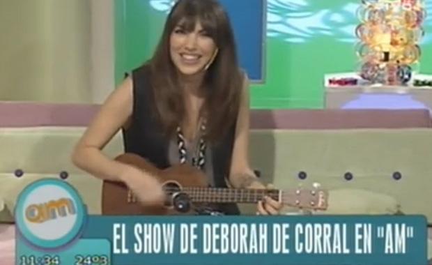 Deborah De Corral Nunca O Una Eternidad.rar