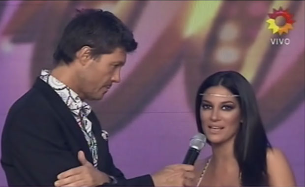 Silvina Escudero volvió al Bailando tras su polémica renuncia