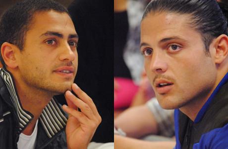 GH 2012: Lucas y Mario, nominados en una gala caliente