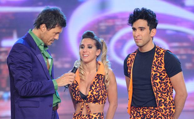 Cinthia Fernández, eliminada del Bailando con polémica