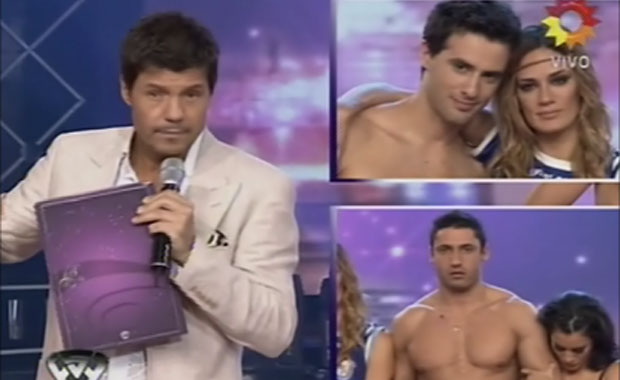 Tito Speranza, finalista de Bailando 2011: el video de la definición