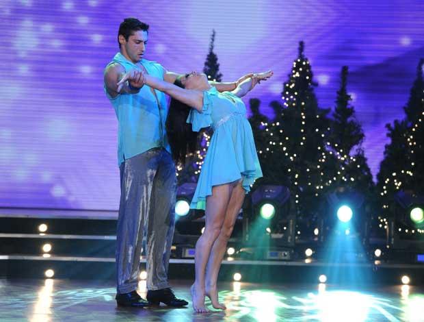 El adagio de Tito en la final de Bailando 2011