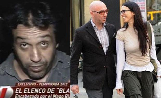 El Mago Black y una polémica declaración sobre el romance de Jansenson con Paula Robles