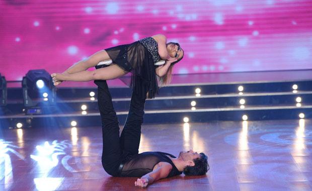 La gran final de Bailando 2011: el adagio de Hernán Piquín y Noelia Pompa
