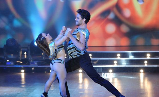 La gran final de Bailando 2011: el reggaeton de Hernán Piquín y Noelia Pompa