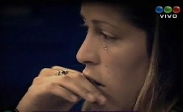 GH 2012: La crisis de Florencia al recordar su accidente automovilístico