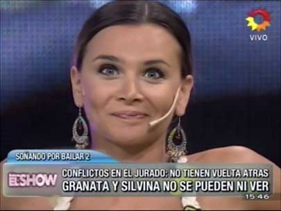 "Amalia Granata: ""Silvina Escudero es una soberbia estúpida"""