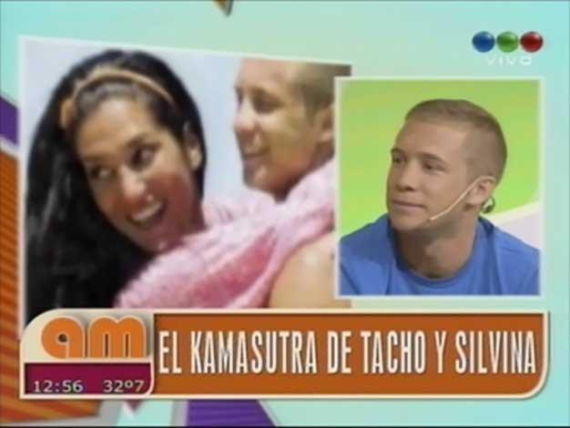 Tacho Riera habló de las fotos hot con Silvina Escudero en la playa