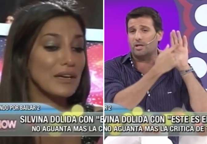 Silvina Escudero quiere renunciar a SXB 2 y José María Listorti le contestó