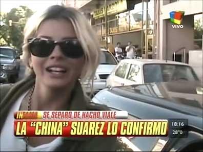 La China Suárez confirmó su separación: ¿escándalo en puerta?