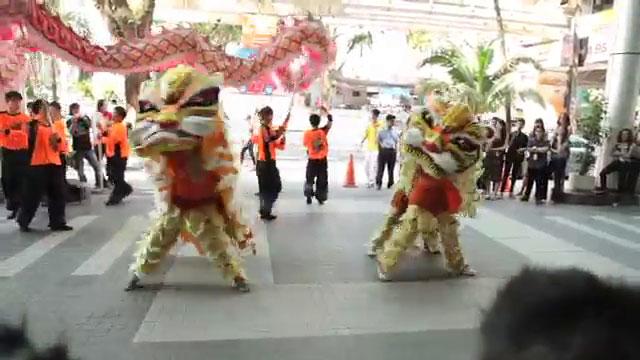 Año nuevo chino, al ritmo de LMFAO