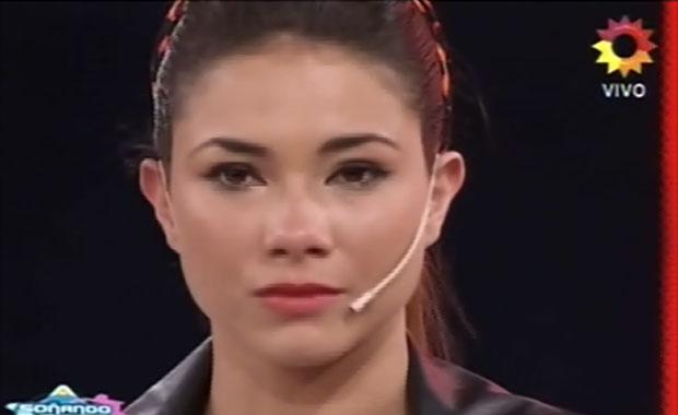 Vanesa Simón quedó eliminada de Soñando por bailar 2