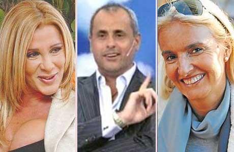 Polémica en puerta: la mujer de Jorge Rial, ¿celosa? de Reina Reech
