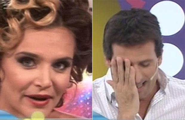 La terrible pelea de José María Listorti y Amalia Granata: ya hay carta documento