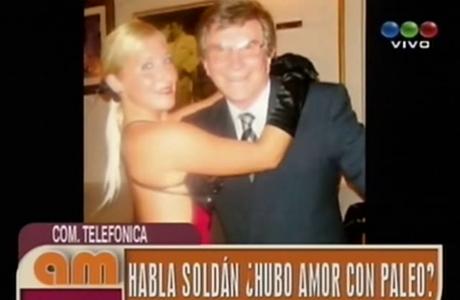 Habló Silvio Soldán: ¿Tuvo un romance con Ayelén Paleo?