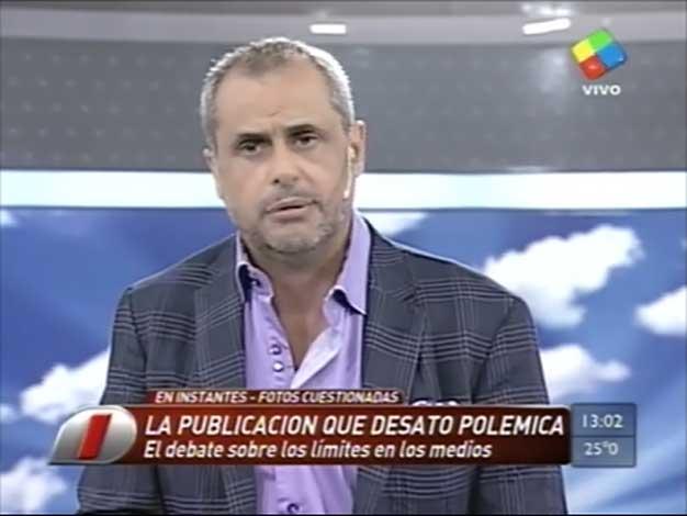Jorge Rial opinó sobre las  polémicas fotos de Jazmín De Grazia