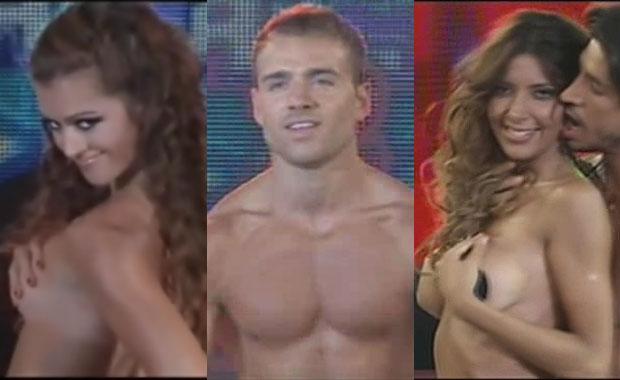 Noche hot de strip dance en Soñando por bailar 2: mirá los videos