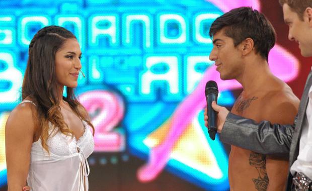 Soñando por bailar 2: Augusto le pidió casamiento a Yana en vivo