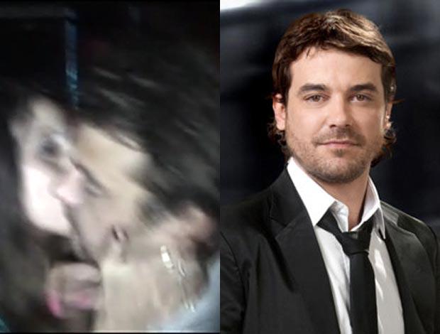 Pedro Alfonso habló del confuso episodio con una efusiva fan: el video