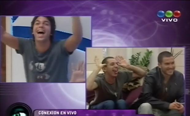 Gran Hermano 2012: así fue la conexión entre la casa de Argentina y la de Israel