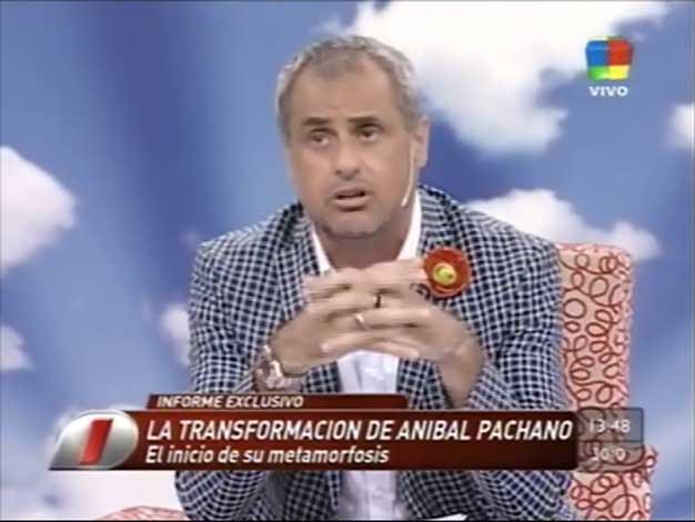 La dura respuesta de Jorge Rial a Aníbal Pachano