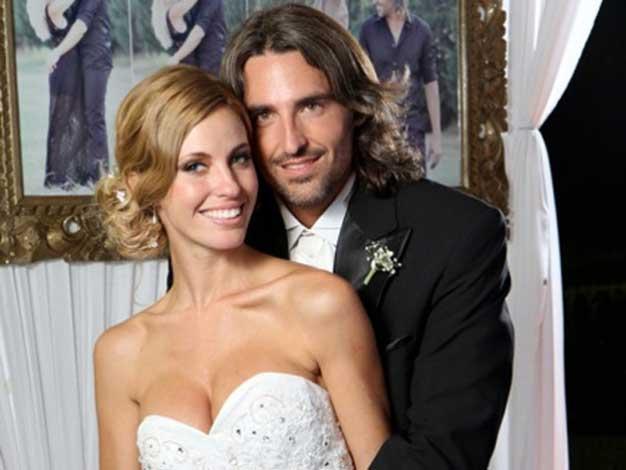 El video que emocionó a Rocío Guirao Díaz en su casamiento