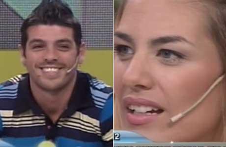 Cristian U. y Jenny se postularon para Bailando 2012
