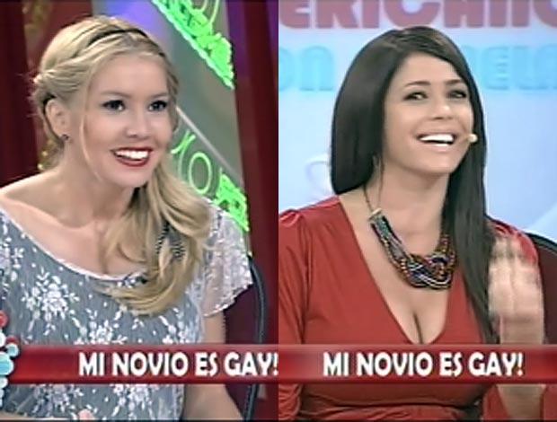 Pamela David y Dallys Ferreira contaron sus experiencias con novios gays