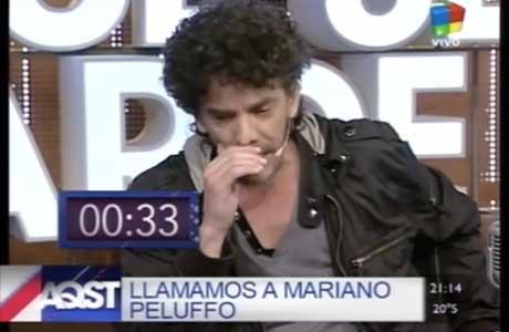 La imperdible broma que Maximiliano Guerra le hizo a Mariano Peluffo