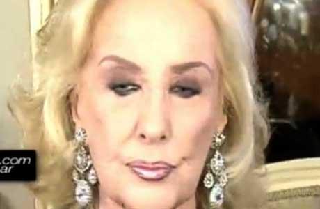 Mirtha Legrand respondió a la denuncia de su empleada