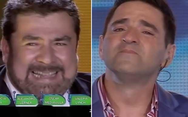 Soñando por cantar: el tenor que emocionó con su voz e hizo llorar a Mariano Iúdica