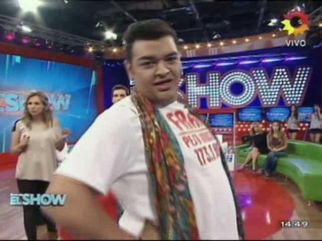 Fran Mariano vuelve a Cuestión de peso