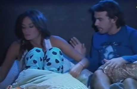 El debut de Concubinos, la sitcom de Paula y Peter, parte 1
