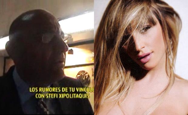El supuesto romance entre Stefy Xipolitakis y el Puma Goity: su respuesta