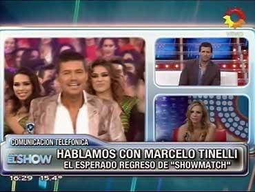 Marcelo Tinelli analizó el arrasador comienzo de ShowMatch