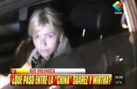 María Eugenia Suárez habló de su polémica con Mirtha Legrand