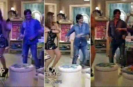 Poroto Cubero visitó La Pelu y ¡hasta se animó a bailar!