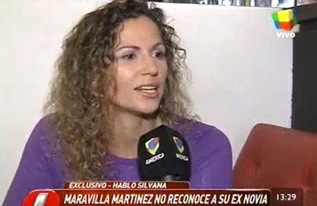 La ex de Maravilla Martínez rompió el silencio