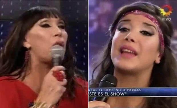 Escándalo en Bailando 2012: Moria y Andrea Rincón, bochorno, insultos... ¡y un 9!