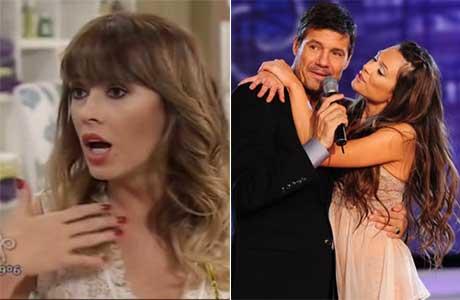 Coki Ramírez reveló su momento más hot en vivo con Marcelo Tinelli