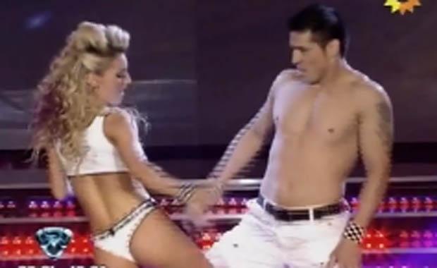 La coreografía de reggaeton de Maravilla Martínez